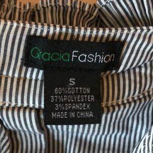 Gracia Tops - Gorgeous Gracia Sleeveless Top